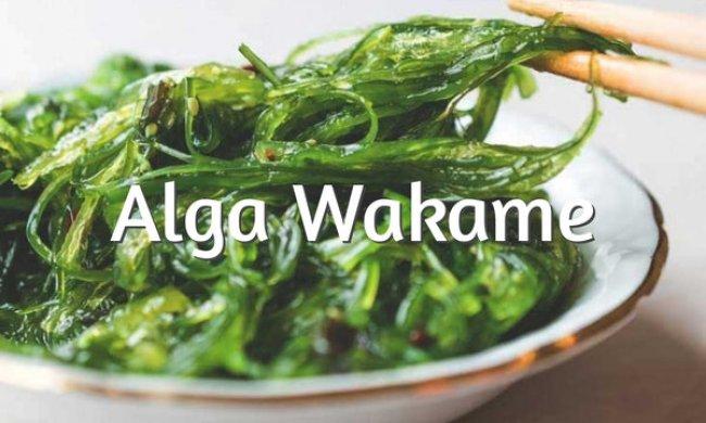 Alga wakame, propiedades y recetas