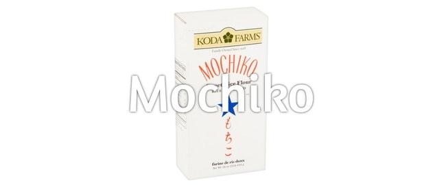 Mochiko (harina de arroz dulce japonesa)