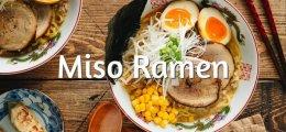 Receta de Miso Ramen