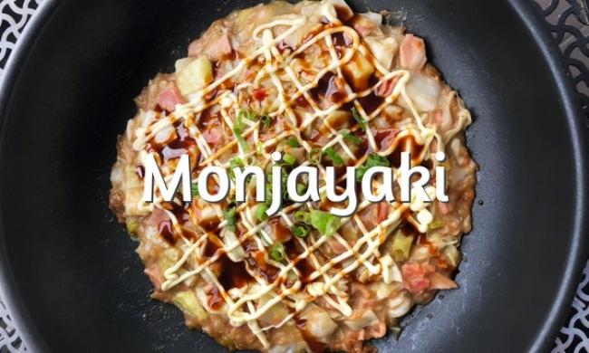 Receta de Monjayaki
