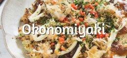 Receta Okonomiyaki
