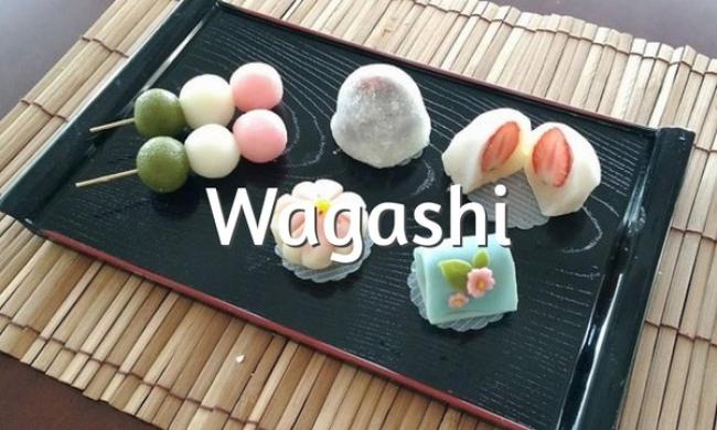 Wagashi, alta pastelería japonesa